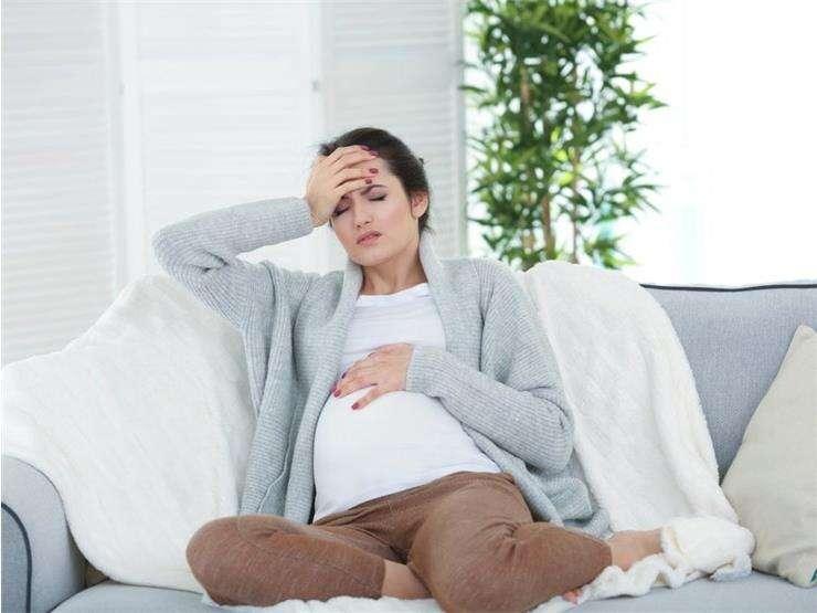 Приступы эпилепсии во время беременности
